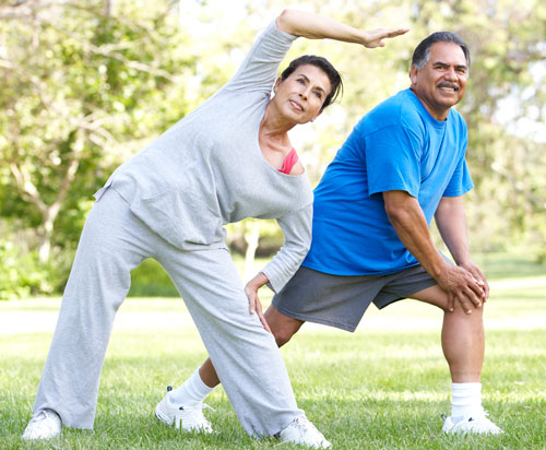 بهبود بیماریها با ورزش , ورزش درمانی
