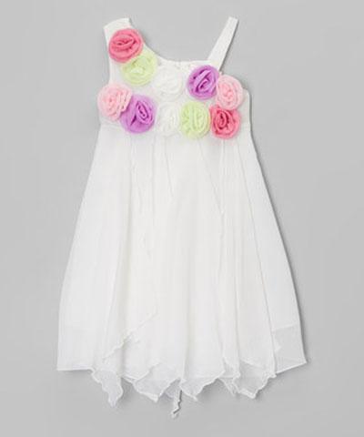 مدل لباس مجلسی بچگانه - پیراهن مجلسی دخترانه