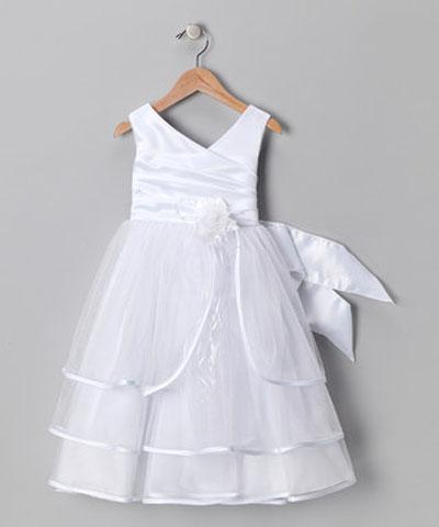 مدل لباس بچگانه - لباس مجلسی دخترانه