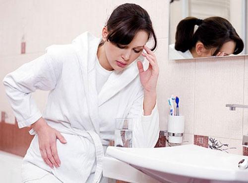 علائم اولیه بارداری, نشانه های حاملگی,تهوع در دوران بارداری,علایم حاملگی