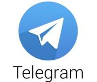 ارسال تصویر همراه عکس در تلگرام