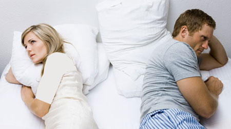 علل و عوامل کاهش میل جنسی