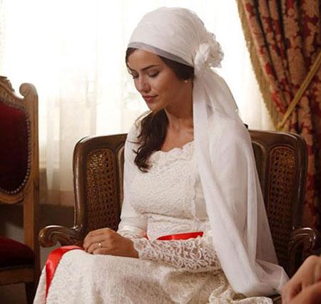 عکس ژاله در سریال روزی روزگاری - عکس الچین سانگو