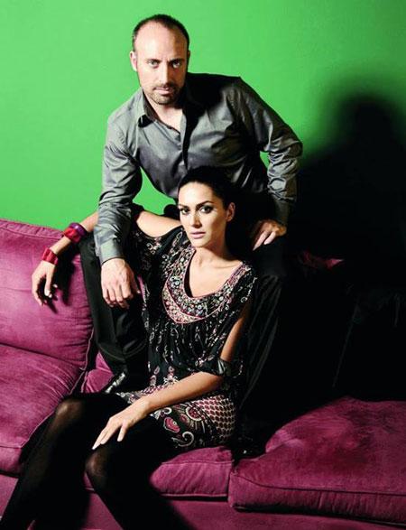 جدیدترین عکس های برگوزار کرل بازیگر نقش فریده در سریال کارادایی