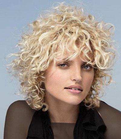 مدل موی کوتاه فر - مدل و رنگ مو