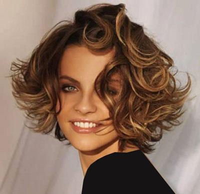 موی کوتاه - هایلایت مو - مدل رنگ مو