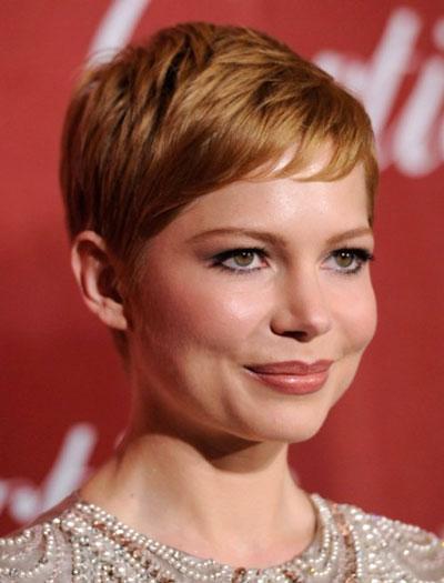 مدل کوتاهی مو - مدل موی کوتاه زنانه