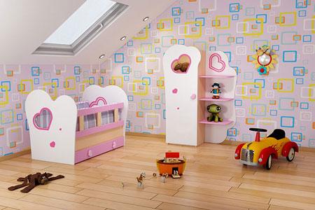 خانه و خانواده دکوراسیون  , جدیدترین مدل سرویس خواب نوزاد