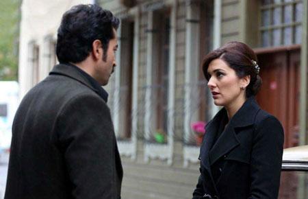 عکس برگوزار کرل , عکس بازیگر سریال کارادایی , فریده