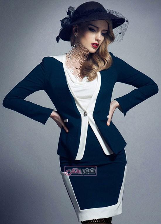 مدل کت و دامن 2015