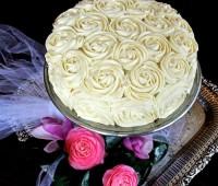 طرز تهیه خامه مخصوص تزیین کیک خامه فرم گرفته مثل قنادی