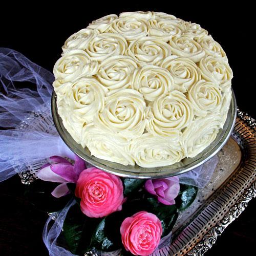 آشپزی آسان نان، شیرینی، دسر  , طرز تهیه خامه مخصوص تزیین کیک