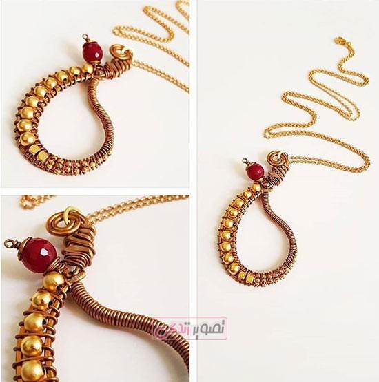 جواهرات مدل لباس,کیف,کفش,جواهرات  , زیورآلات دست ساز و زیبای برند ایرانی آرکو