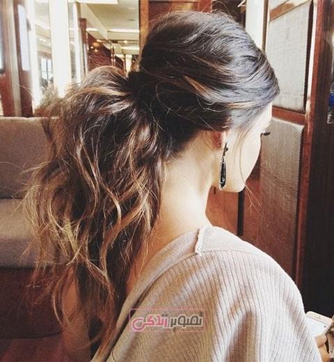 مدل بافتن مو - مدل بافت موی دخترانه جدید