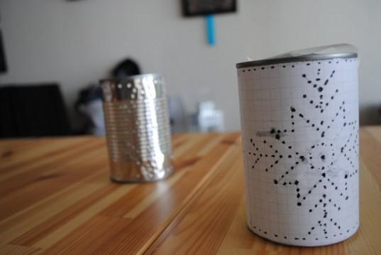 بازیافت قوطی های فلزی - ساخت آباژور