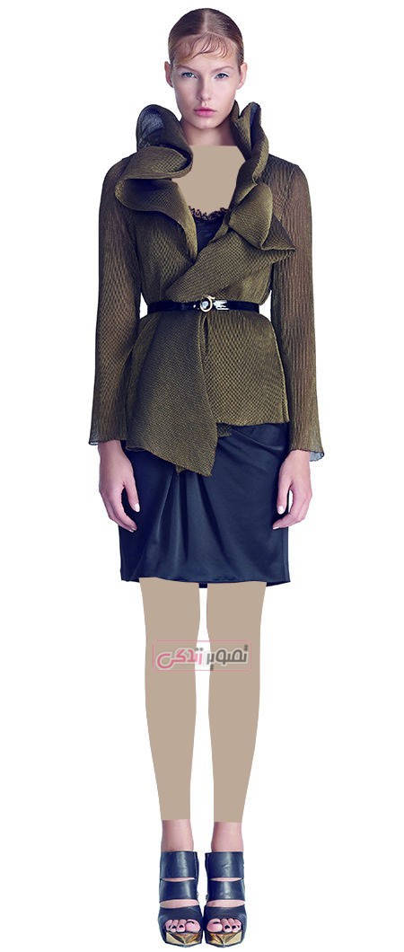 مدل کت و دامن مجلسی 2015 - لباس مجلسی دخترانه