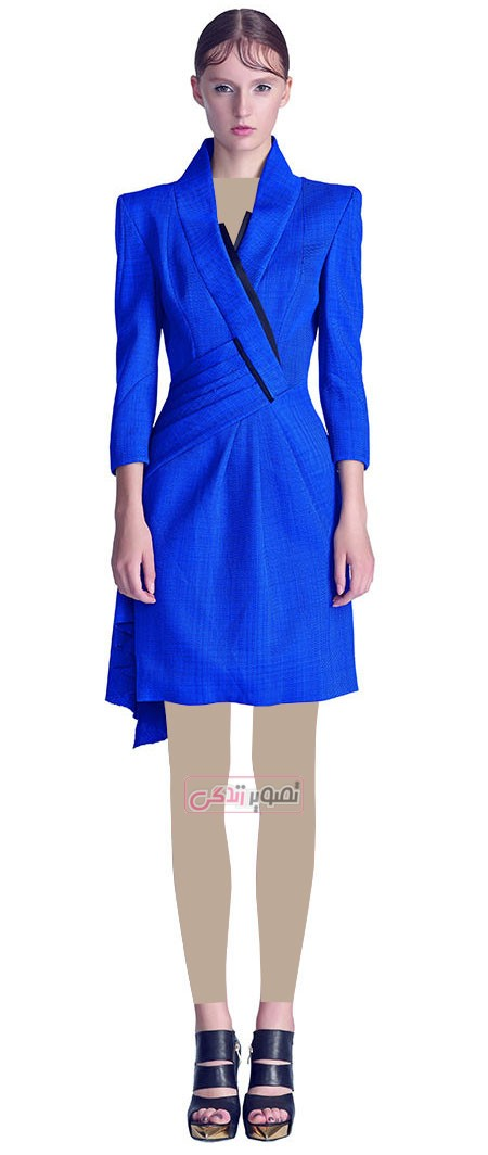 مدل پیراهن مجلسی زنانه - مدل لباس مجلسی زنانه