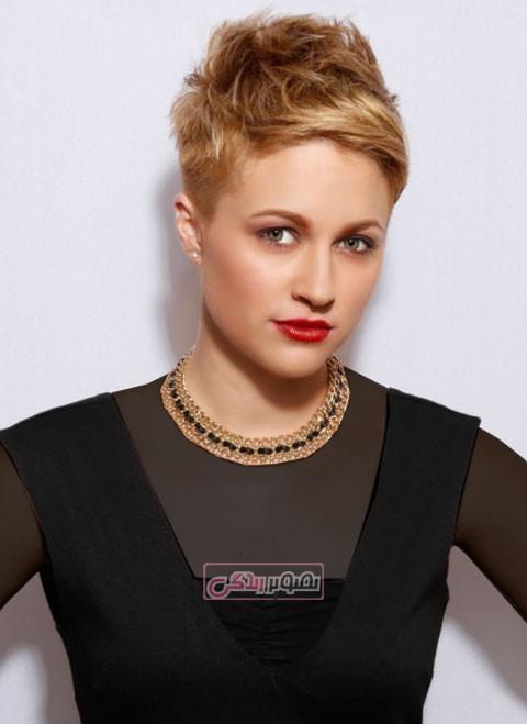 مدلهای جدید موی کوتاه زنانه