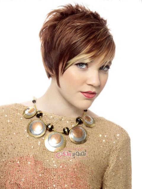 مدلهای جدید موی کوتاه زنانه 2015