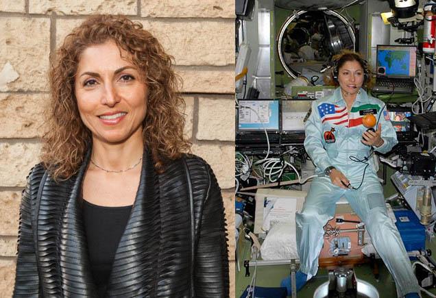 انوشه انصاری جزو ثروتمندترین زنان ایرانی در سال ۲۰۱۵