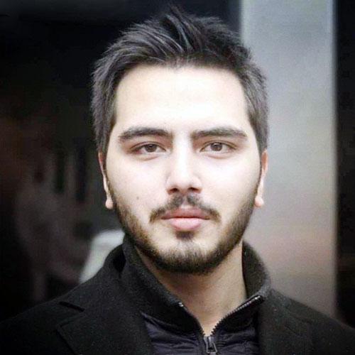 عکس علی طباطبایی