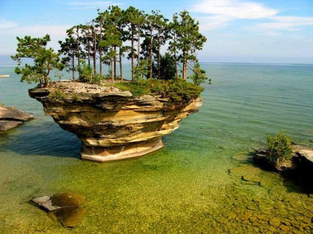 شگفت انگیزترین مکانهای جهان