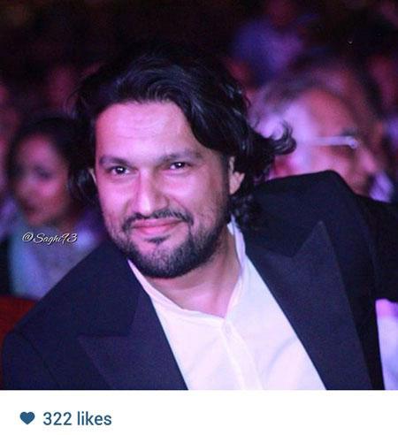 حامد بهداد - چهره ها - روز ملی سینما - جشن سالانه خانه سینما