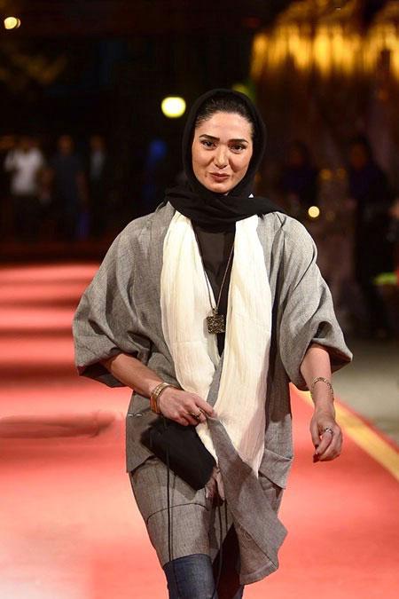 مینا وحید چهره ها - روز ملی سینما - جشن سالانه خانه سینما
