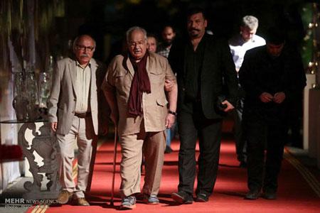 عکس ناصر ملک مطیعی - چهره ها در روز ملی سینما و جشن سالانه خانه سینما