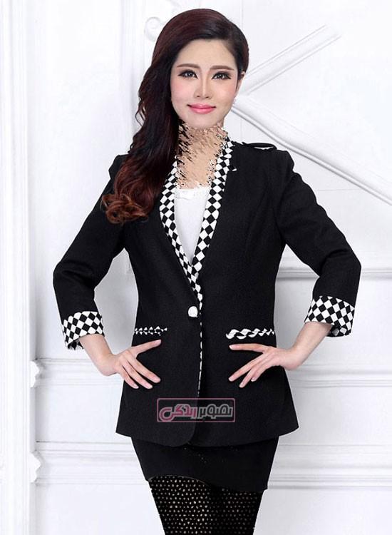 مدل کت زنانه 2015 - جدیدترین مدل های کت مجلسی زنانه