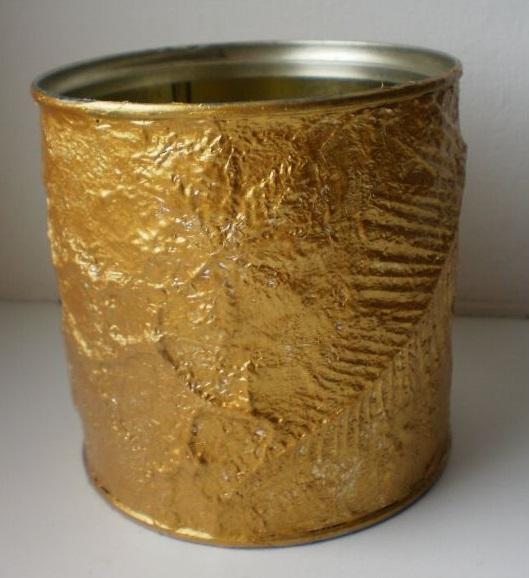 تغییر ظاهر قوطی های فلزی - بازیافت قوطی فلزی