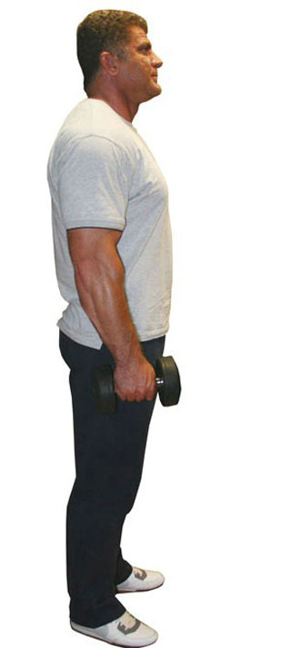 تمرینات ورزشی برای رفع افتادگی بازو