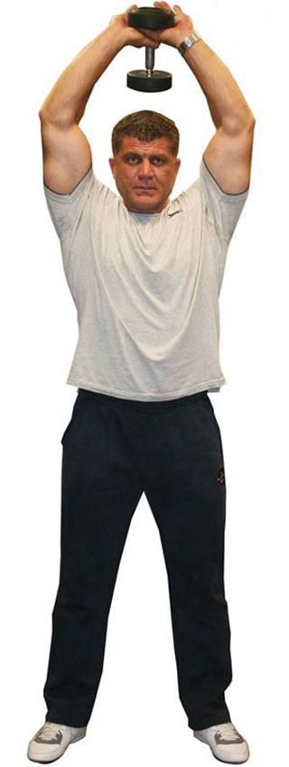 تمریناتی برای رفع شل افتادگی بازو