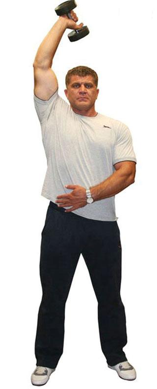 حرکاتی برای رفع شل افتادگی بازو