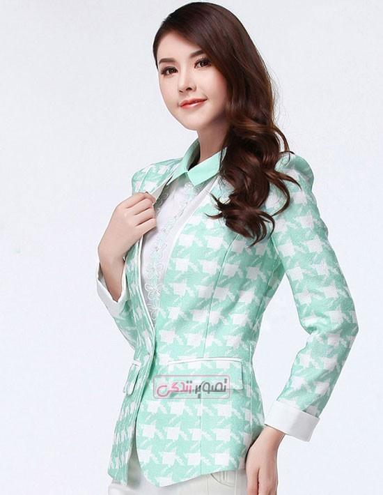 لباس زنانه - انواع مدل کت - مدل کت مجلسی زنانه