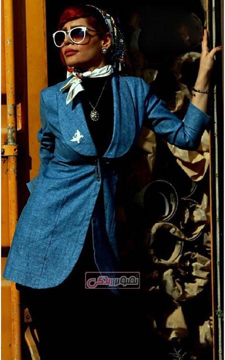 مدل مانتو مجلسی - مدل مانتو جدید - مانتو دخترانه 2015