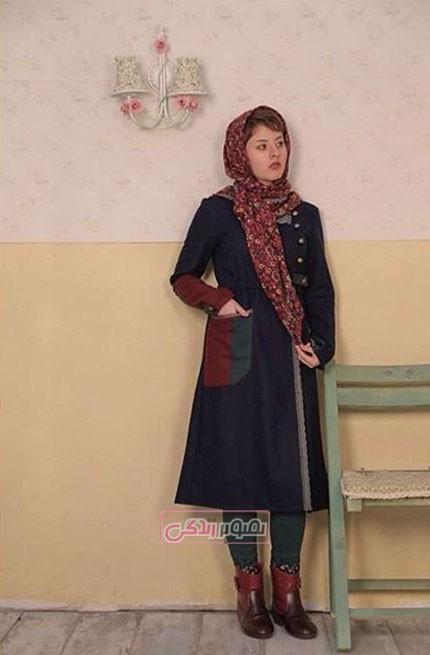 مدل مانتو - مانتو پاییزه 94 - مانتو دخترانه