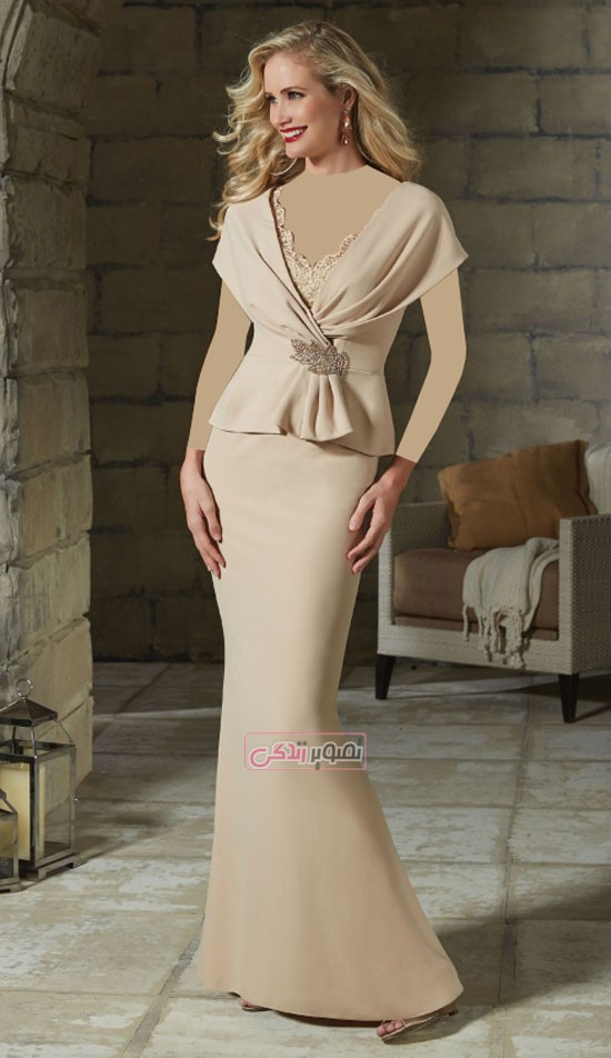 مدل لباس مجلسی 2016 - پیراهن مجلسی