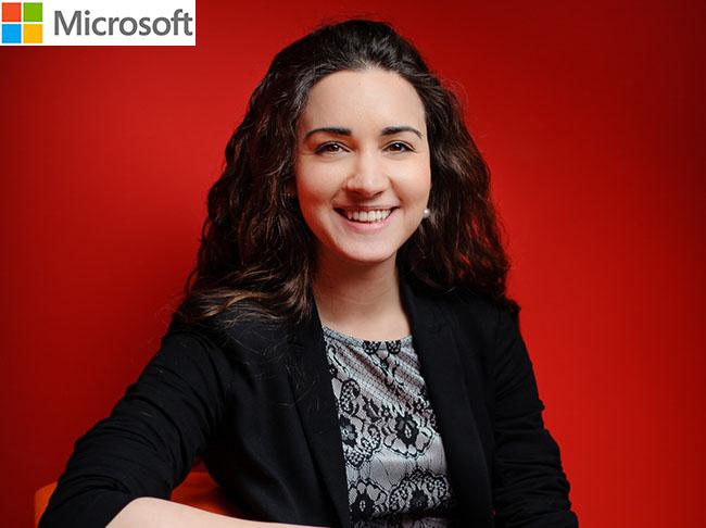 رکسانا ورزا - فعال استارت آپ مایکروسافت د ر فرانسه جزو ثروتمندترین زنان ایرانی در سال ۲۰۱۵