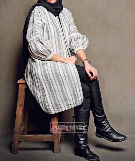 مدل مانتو زنانه - مدل جدید مانتو