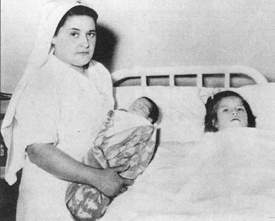 جوان ترین مادر دنیا که در 5 سالگی مادر شد + عکس