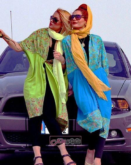 مدل مانتو نخی - مدل مانتو 94 - مدل مانتو تابستانی