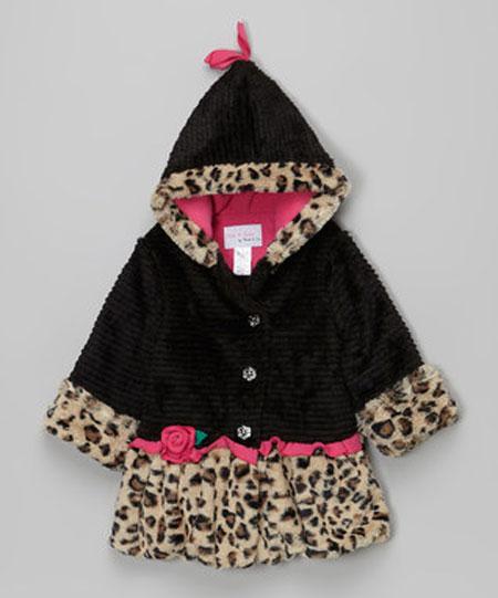 مدل لباس دخترانه پاییزی و زمستانی