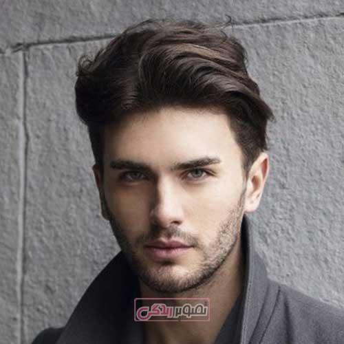 مدل موی پسرانه فشن - مدل موی پسرانه کوتاه