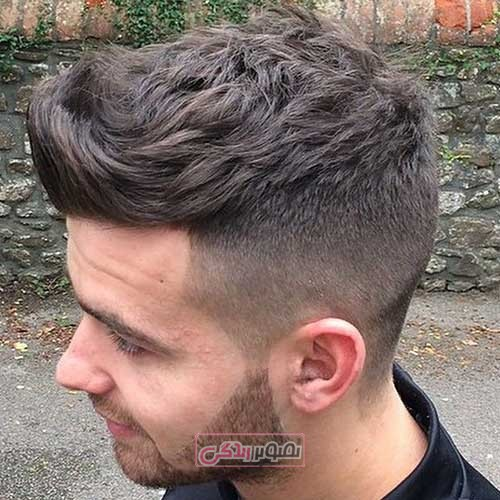 مدل موهای مردانه 2015- مدل موی پسرانه 2016