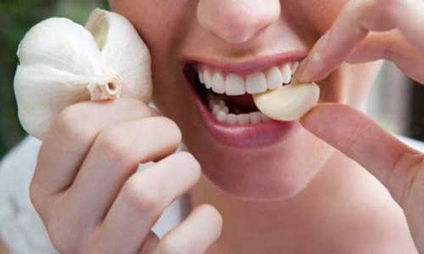 رفع بوی بد سیر - درمان سرماخوردگی - پیشگیری از سرماخوردگی - خواص درمانی سیر