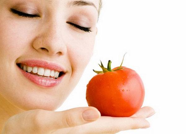 تاثیر گوجه فرنگی بر پوست - ماسک گوجه فرنگی