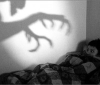 ترس های شبانه کودک