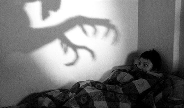 ترس های شبانه کودک ، درمان ترس از تنها خوابیدن