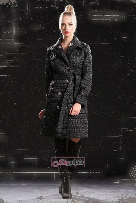 مانتو پاییز 94 - مانتو زمستانی - پالتو دخترانه